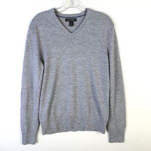 Banana Republic VNeck Merino Wool Sweater #1655